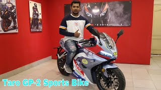 New Taro GP-2 Sports Bike 🏍️ Special Color Now In BD 2019   Full Details 🔥 Specification/Price.