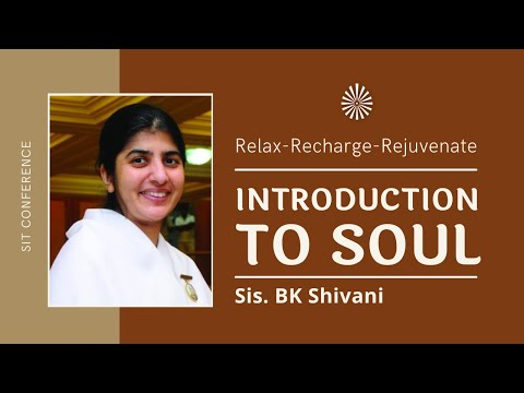 Introduction to Soul Sis.Shivani SIT Conference 2014 - 3rd Oct 2014
