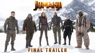 JUMANJI: THE NEXT LEVEL - Final (HD) Movies