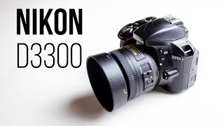 Nikon D3300 - Is It Still Worth Buying In 2020 Photo and Video Review
