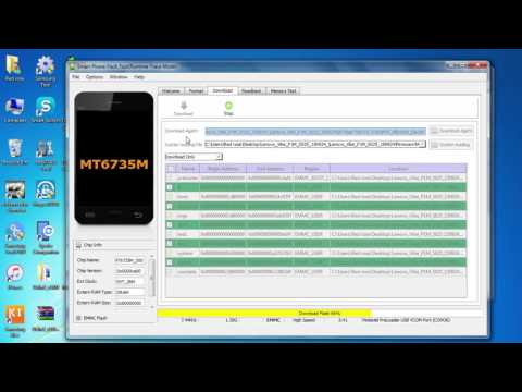 Lenovo Vibe p1m stock rom | p1ma40 marshmallow update | How To