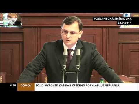 Zaorálek versus Nečas: Smrad v Ostravě