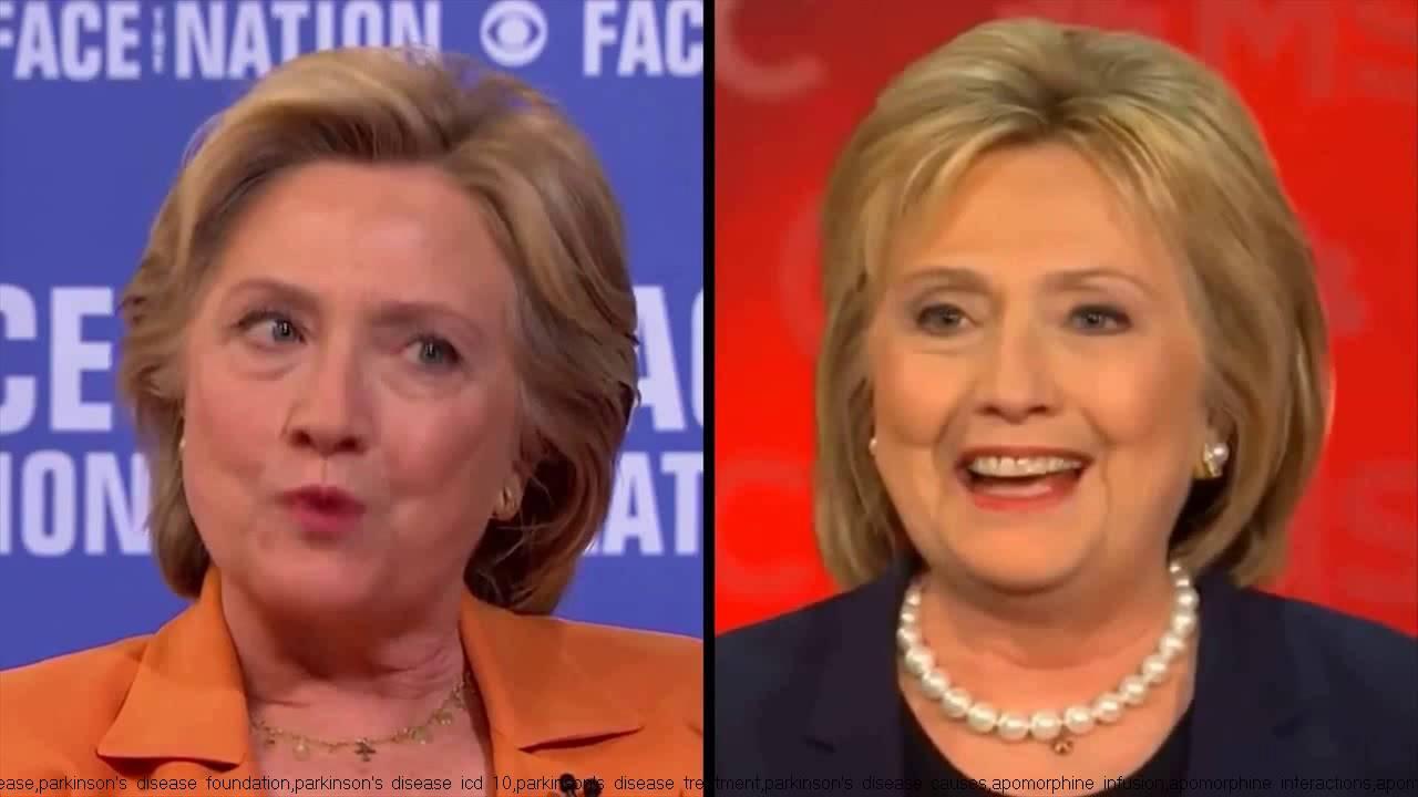 Hillary Clinton Parkinson Disease How Long To Live An