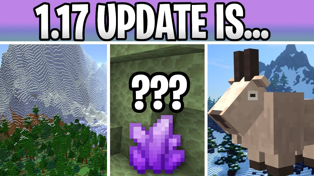 Minecraft 10.107 Update Will Include These Features!!!