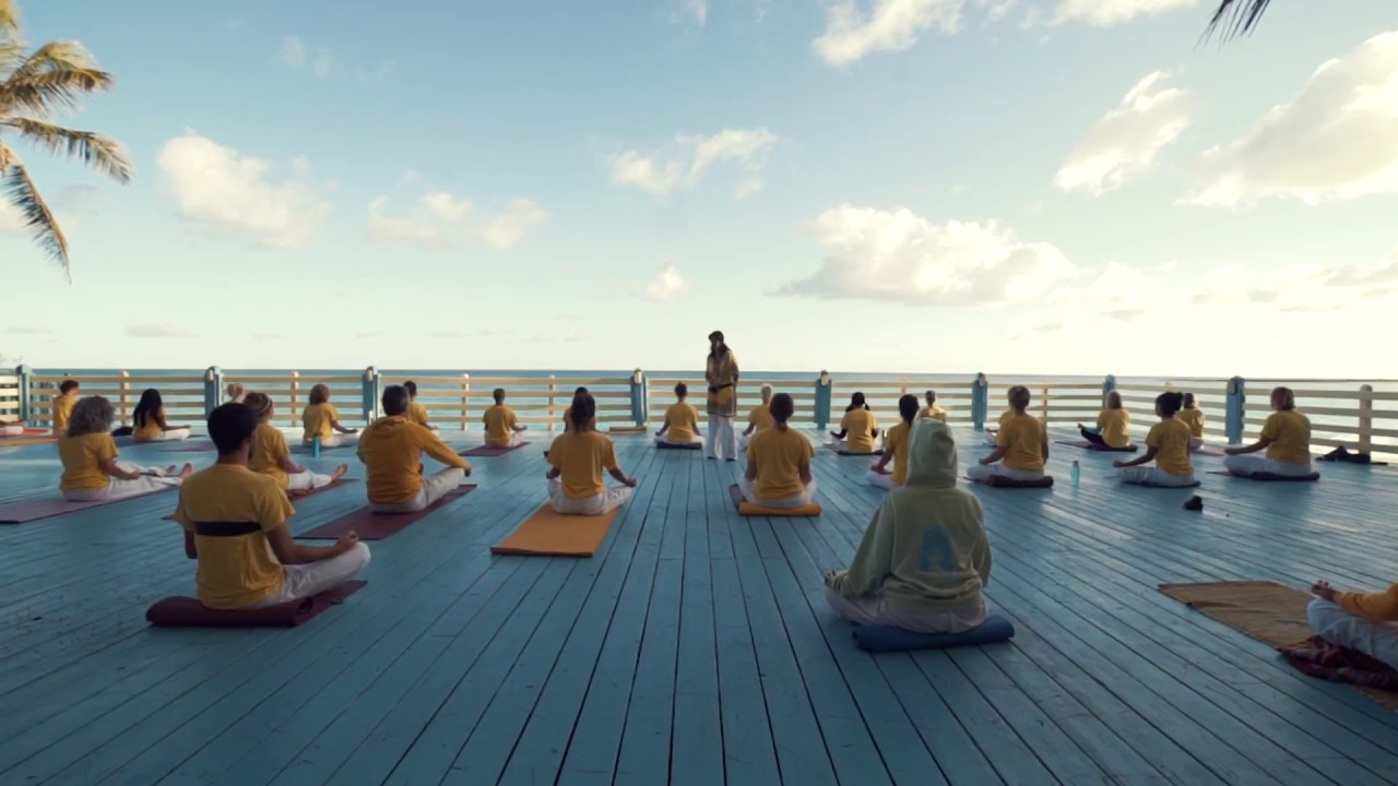 Yoga Teacher Training Course In The Bahamas Sivananda Ashram Yoga Retreat Youtube