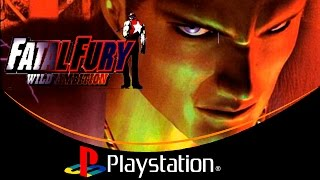Fatal Fury: Wild Ambition [PlayStation]