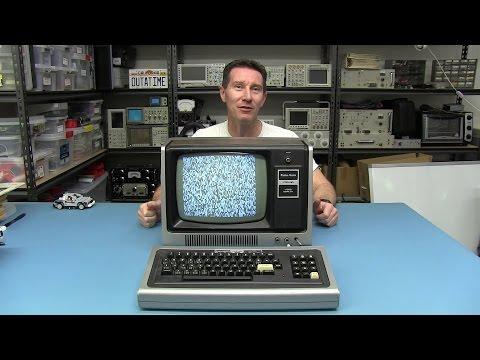 EEVblog #645 - TRS-80 Model I Retro Computer Teardown