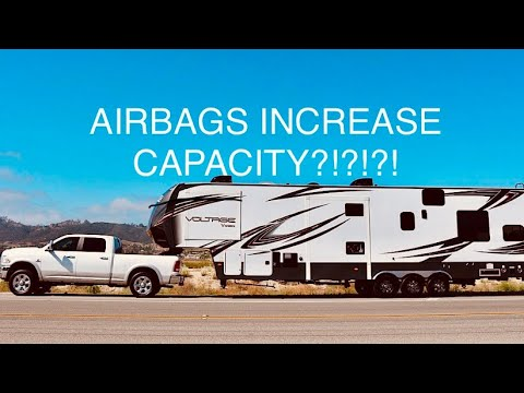 Airbags Will: Increase Your Capacities 🤦‍♂️...