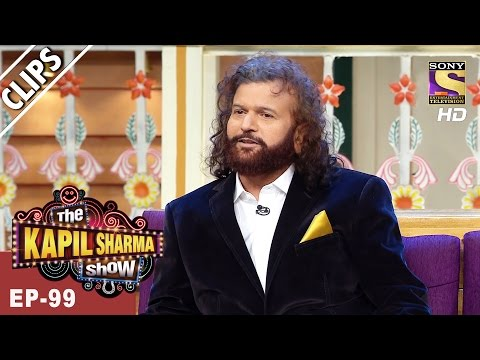 Kapil Welcomes Hans Raj Hans To The Show  -The Kapil Sharma Show - 22nd Apr, 2017
