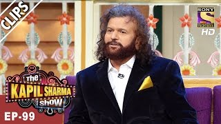 kapil welcomes hans raj hans to the show the kapil sharma show 22nd apr 2017