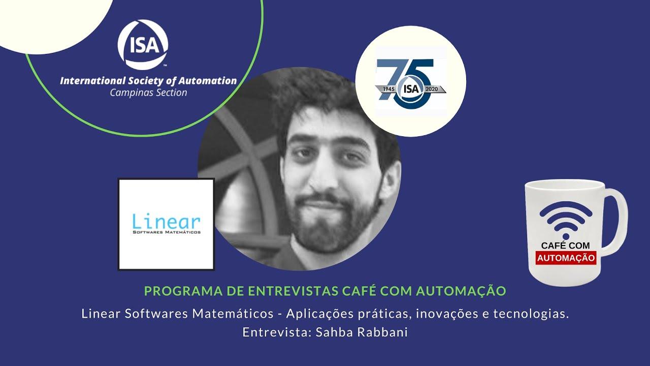 Café Com Automação - Sahba Rabbani - Linear Softwares Matemáticos