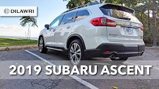 2019 Subaru #ascent (limited): Overview