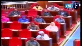 Kessy ataka wabunge wa Zanzibar watoke nje wizara zisizo za muungano zikijadiliwa