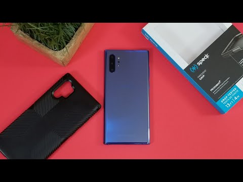 Note 10 Plus Speck Presidio Grip Case Review...