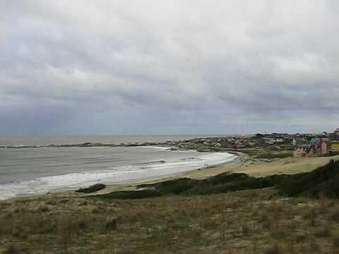 Empty Uruguayan Beachbreak