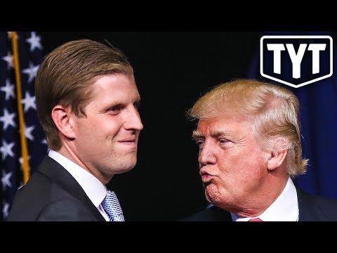 Trump Family Slapped With Federal Lawsuit