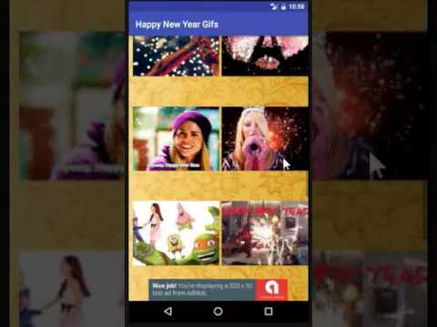 Latest Top App 2016 Happy New Year 2017 Gifs