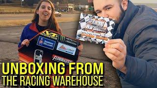 We Got Actual NASCAR Sheetmetal! - Vlog/Unboxing