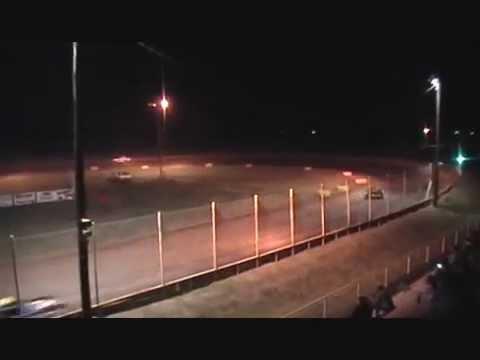 Team 27 Arkansas State Championship Super Stock Race,Texarkana 67 Speedway 10-13-2012