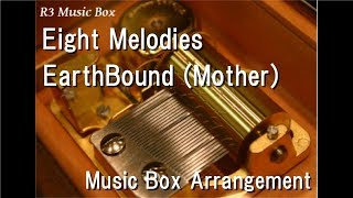 Earthbound Eight Melodies Music Box