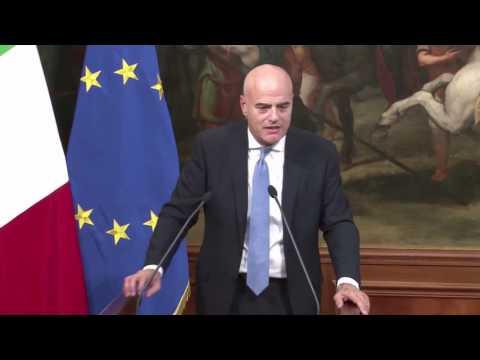 Che cos'è il Progetto Italia - Claudio Descalzi   Eni Video Channel
