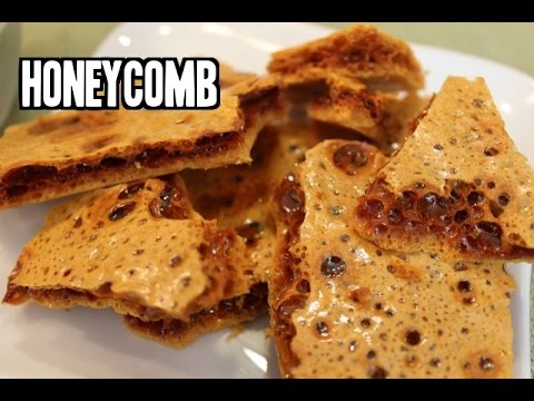 How to make Honeycomb - 2 Ingredient Dessert