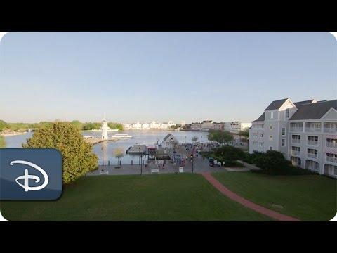 Best Views From Walt Disney World Resorts | Disney's Yacht Club Resort