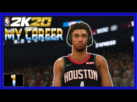 This is one of the worst games I played! 😮NBA 2k20 MyCareer Part 1