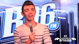 Nathan Sykes Talks About Ariana Grande & almost Is Never Enough