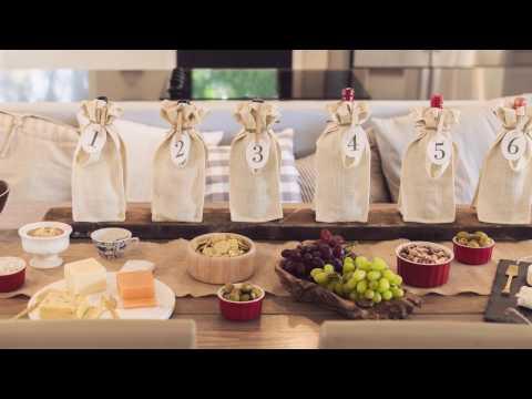 Wine Tasting Party | Jenna Sue Design