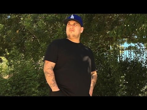 Rob Kardashian Shows Off Amazing Weight Loss in New Photo