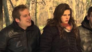 Márti idegen fiúkkal ismerkedik össze az erdőben... - tv2.hu/jobanrosszban