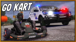 GTA 5 Roleplay - Annoying Cops in Quick Go Kart | RedlineRP #877