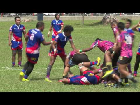 RUGBY SUPER 8 2016 - MMU vs MSP