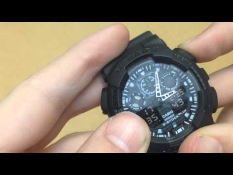 пугайтесь, как настроить часы g shock ga 110 поэтому
