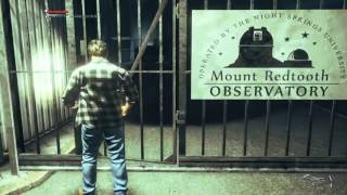 Чистка библиотеки: Alan Wake's American Nightmare #8