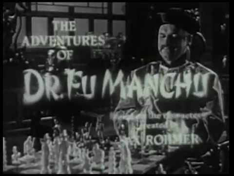 THE ADVENTURES OF FU MANCHU (1956) 8 Complete Episodes
