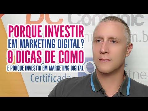 Por que Investir em Marketing Digital 9 dicas de como Investir em Marketing Digital