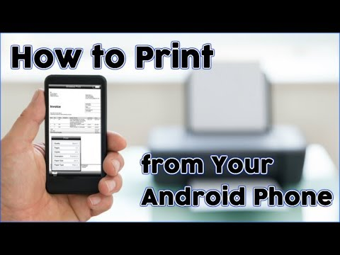 How To Print From Mobile To Canon Printer
