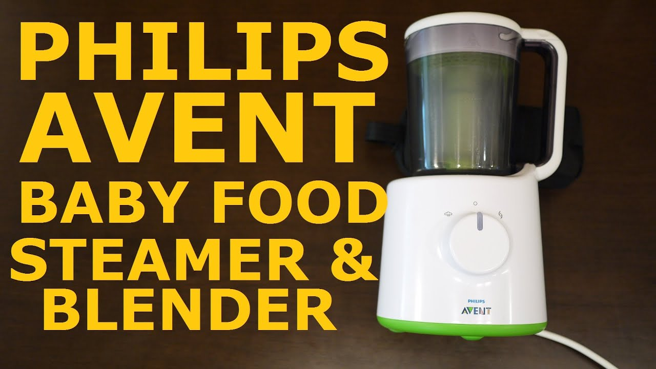 Lupilu 2 In 1 Baby Food Maker Lbnz 500 A1 Unboxing Lidl Heat 500w Motor 130w Mixer 1 Min By Out Of The Box Unboxing