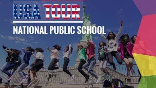 Gambar cover National Public School Visits USA - Teaser Film 2018 | The Modern Classroom