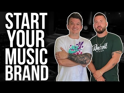 How To Start Building Your Music Brand | With Cracka Lack