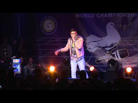 George Avakian - South Africa - 3rd Beatbox Battle World Championship
