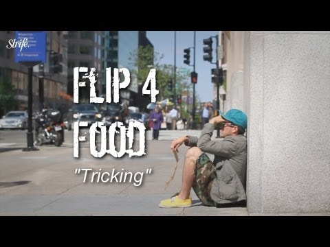 "Everyday ""tricking"" 