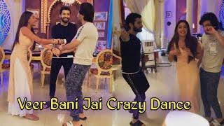 Naagin 5 Veer Bani Jai Crazy Dance | Naagin 5 Update Telly Updates