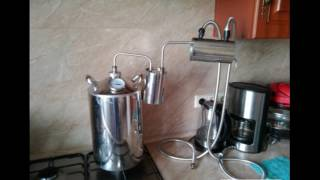 Как приготовить самогон из винограда