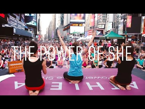 The Power of She