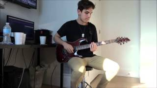 LACUNA COIL   Ghost In The Mist   GUITAR COVER FULL (NEW SONG 2016) HD