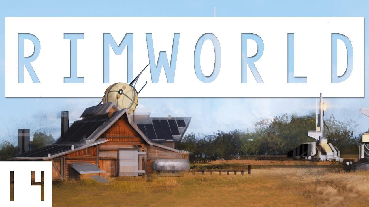 RimWorld Gameplay Alpha 12 - #14 - Hydroponics! - Let's Play