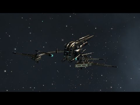 EvE Online Exploration #2 - Let's Celebrate with new ship - Sunesis! 4/10 on Sunesis